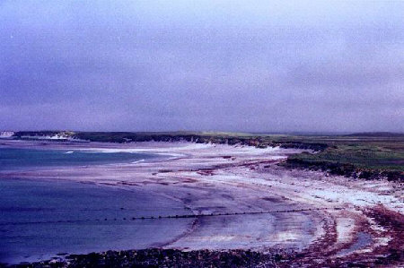 Beach At Ballivanich On Benbecula In The Western Isles picture photograph