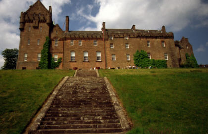 brodick castle pictures photographs