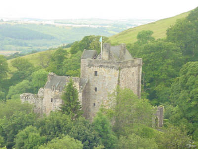 castle campbell picture photograph or image