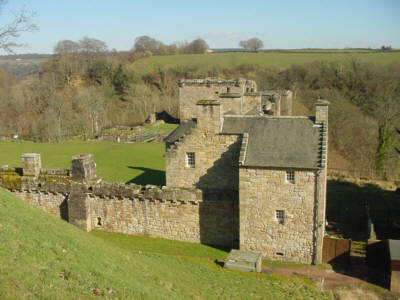 craignethan castle pictures photographs images of scottish castles