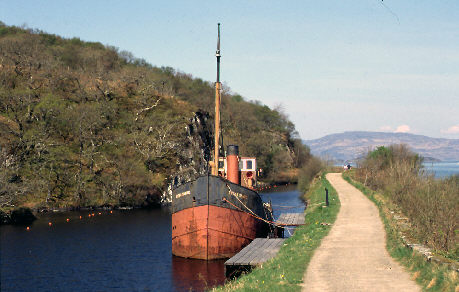 crinan canal pictures photographs images of scottish places
