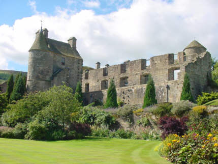 falkland palace Pictures part of a collection of scottish country house or scotland palace photographs