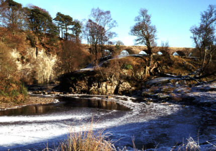 glenmuir water river pictures photographs images