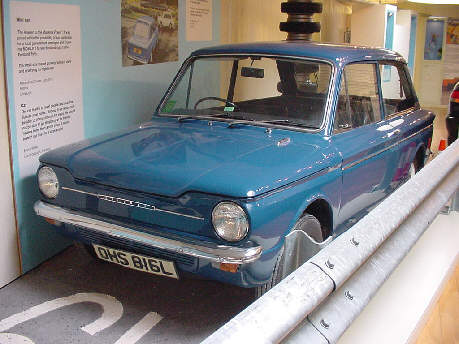 hillman imp car photographs pictures