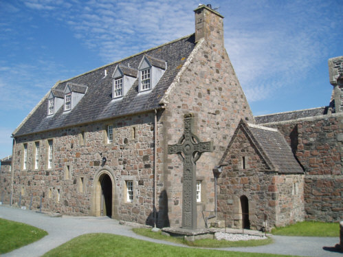 iona abbey pictures and photographs images of Scottish history and scotland