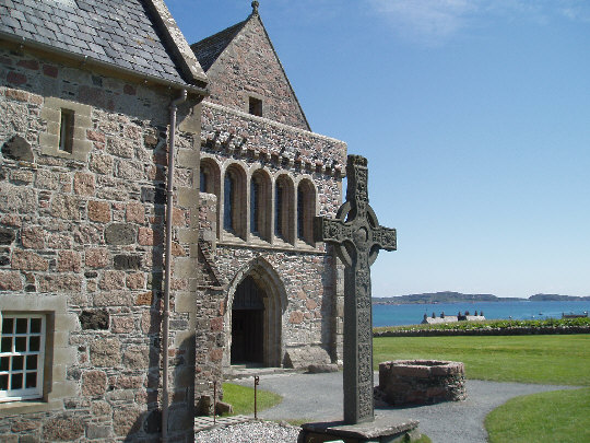 iona abbey pictures