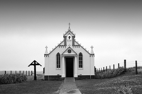 external italian chapel orkney pictures photographs