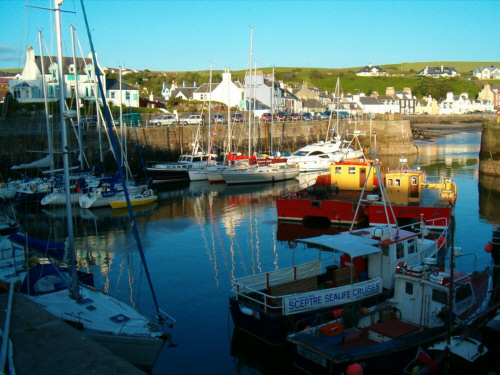 portpatrick harbour pictures and photographs images of Scottish and scotland landscapes