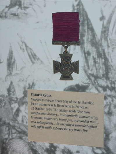 victoria cross medal picture